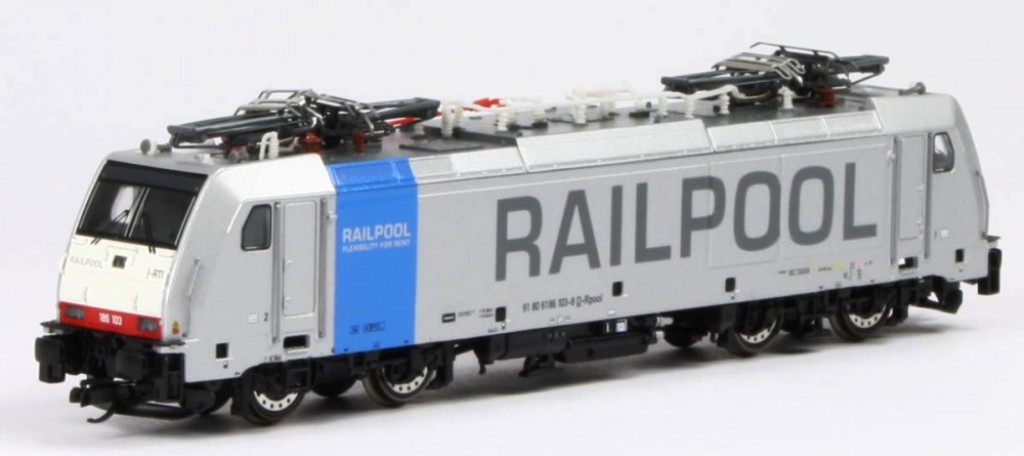 E-Lok E186, RAILPOOL, Ep.VI