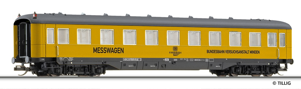 Messwagen DB Ep.IV.