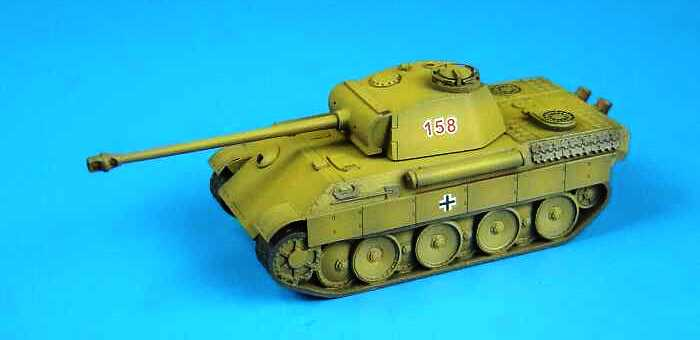 Panther ausf. G