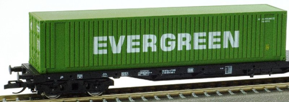 Container 'Evergreen' 40 lábas