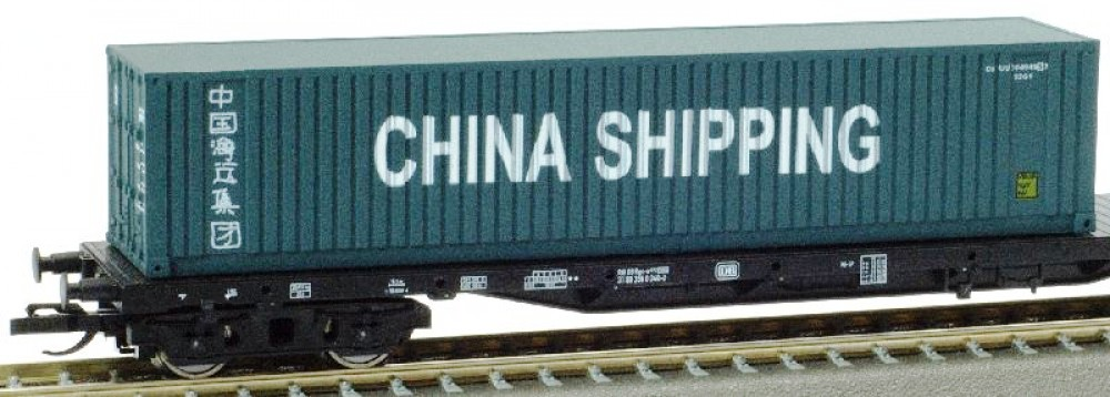 Container 'CHINA SHIPPING' 40 lábas